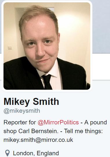 mikey smith