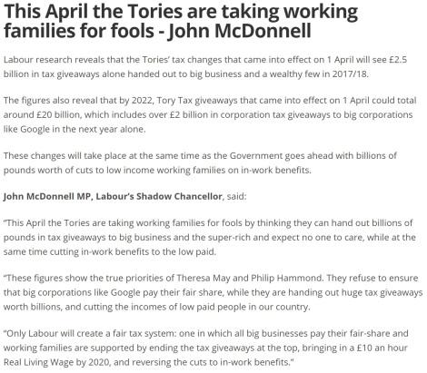 mcdonnell press release