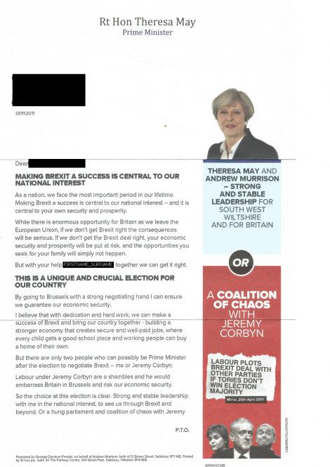 May lie leaflet p1