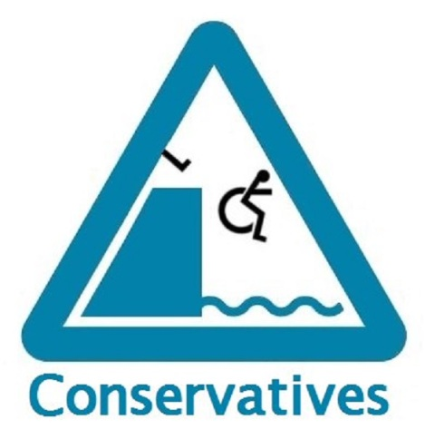 Tories attack disabled