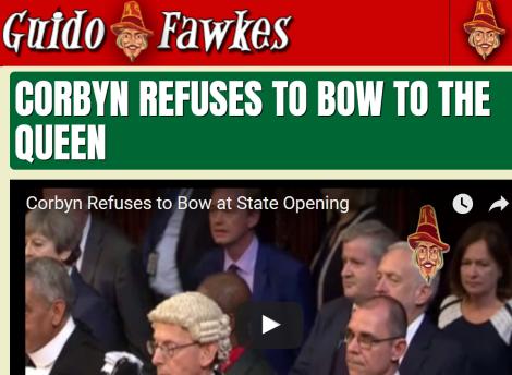 fawkes fake bow