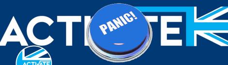 activate panic