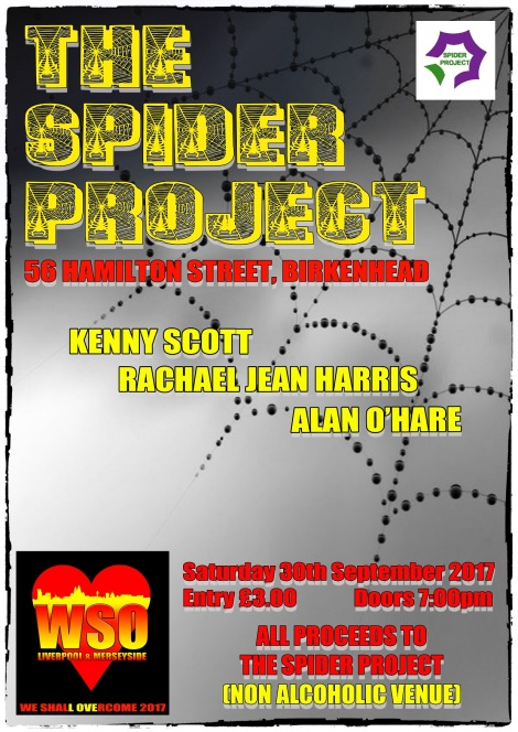 SPIDER PROJECT2
